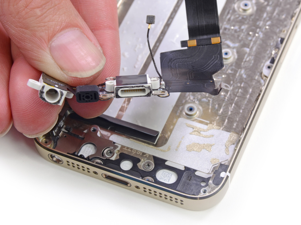 Sửa chửa Thay Mic iPhone X 10 8 7 6s 6 plus 5 5s tại Đà Nẵng HCM Giá Rẻ Nhất